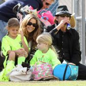 Charlie Sheen et Denise Richards unis pour soutenir leur fille Sam