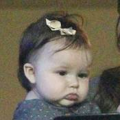 La fille de David et Victoria Beckham, Harper, vole la vedette à ses frères
