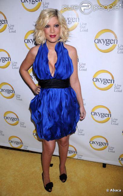 Tori Spelling à Los Angeles, en avril 2011.