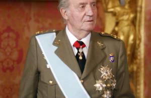 Juan Carlos : Le roi d'Espagne victime d'un accident domestique