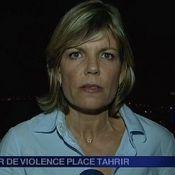 Caroline Sinz est rentrée : la journaliste agressée va déposer plainte