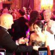 Bruce Willis valse avec sa fille Tallulah lors du Bal des débutantes le 26 novembre 2011 à l'hôtel de Crillon