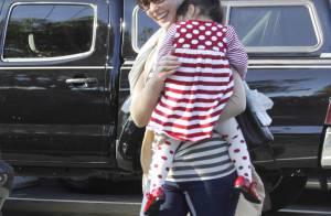 Katherine Heigl : En plein fou rire avec son adorable Naleigh