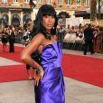 Kelly Rowland, très glamour, à l'avant-première mondiale de Sex and the City
