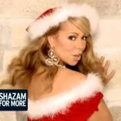 Justin Bieber découvre la féérie de Noël avec une Mariah Carey sulfureuse