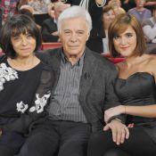 Guy Bedos : épanoui en famille et aux côtés de la déjantée Florence Foresti
