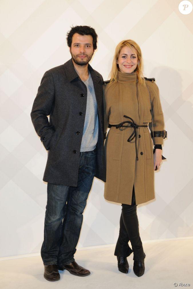 Audrey dana et mabrouk el mechri la soir e burberry - Office tourisme grande bretagne paris ...