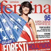 Florence Foresti : ''Ma fille, c'est mon petit double, elle est à crever''