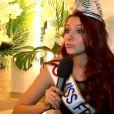 Miss France 2012 Delphine Wespiser se confie à Direct Star
