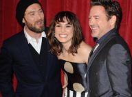 Sherlock Holmes : Robert Downey Jr. et Jude Law cernés par la sensualité