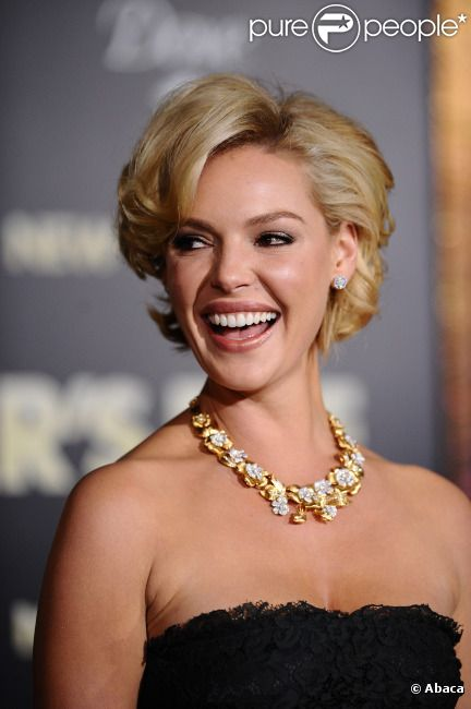 Katherine Heigl, le 5 décembre 2011 à Los Angeles.