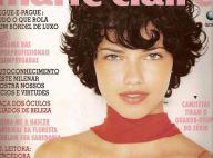 Flashback : Les débuts d'Adriana Lima, ses premières couvertures