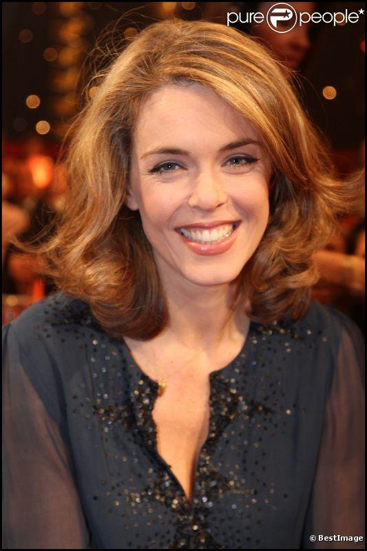 Julie Andrieu en septembre 2010 pour Le Plus Grand Cabaret du monde