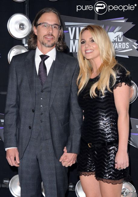 Britney Spears , Son ex,mari Jason Alexander  \u0027\u0027Son mariage