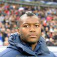 Djibril Cissé le 7 octobre au Stade de France à Saint-Denis