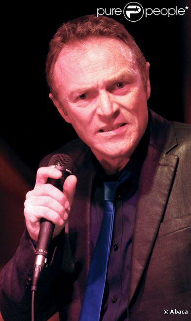 Christophe Hondelatte en mars 2011 à Bordeaux