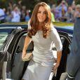 L'adepte des enseignes grand public Kate Middleton est très neutre et naturelle dans ses choix de tenues.