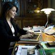 La princesse Marie de Danemark dans son bureau, à l'étage du château de Schakenborg. C'est là qu'elle passe l'essentiel de son temps lorsqu'elle n'est pas en mission à l'extérieur.   Enceinte de 7 mois de son deuxième enfant, elle posait le 6 décembre 2011 dans sa résidence de Mögeltönder, le château de Schackenborg, à l'occasion d'une interview pour le  Jyllands-Posten .