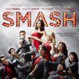Debra Messing et Angelica Huston dans  Smash , le 6 février 2012 sur NBC.