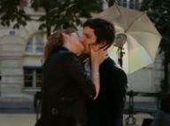 Louise Bourgoin : Même si l'amour ne dure que 3 ans, elle embrasse avec fougue