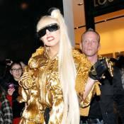 Lady Gaga passe le Nouvel An avec Justin Bieber et des millions de fans