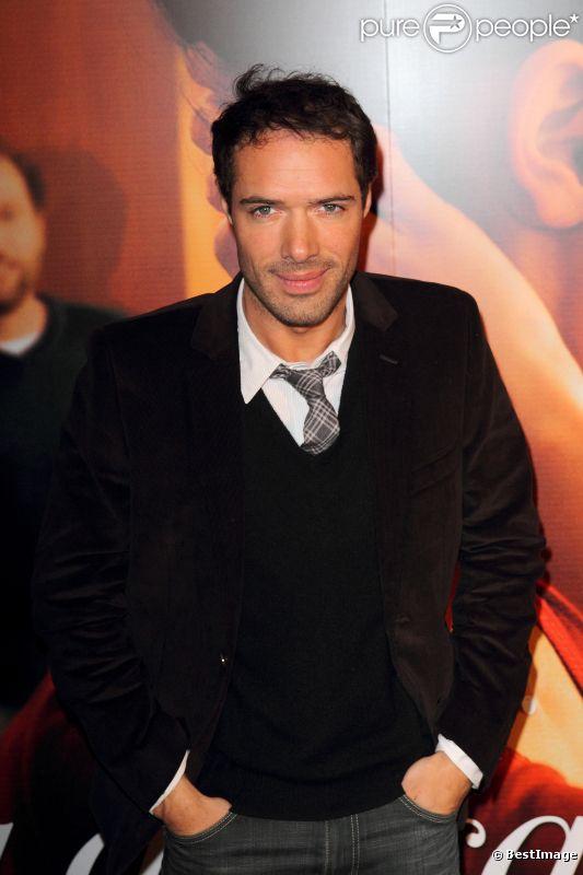 Nicolas Bedos à Paris en décembre 2011