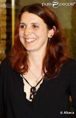 ANNE ALASSANE, gagnante de Masterchef, première saison.