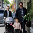 """""""Jessica Alba en famille à L.A. Décembre 2011"""""""
