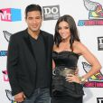 Mario Lopez et Courtney Mazza en août 2011 à Los Angeles