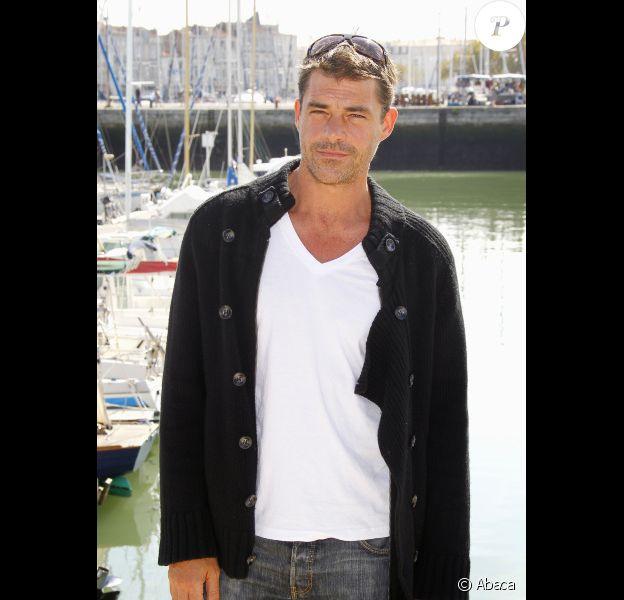 Thierry Neuvic à La Rochelle en septembre 2011