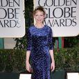Michelle Williams aux Golden Globes à Los Angeles, le 15 janvier 2012.