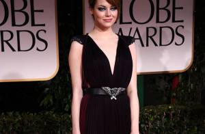 Golden Globes : Emma Stone, Jessica Alba, Charlize Theron, les meilleurs looks