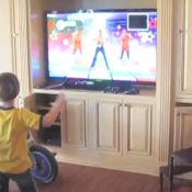Britney Spears : Son fils Sean Preston essaie de danser comme elle