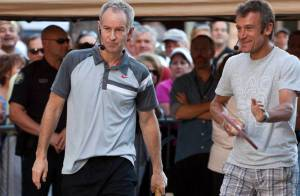 Mats Wilander : Sorti de l'hôpital après s'être perforé un rein
