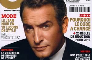 Jean Dujardin, l'homme de l'année : ''Je suis le pauvre de Dany Boon, moi !''