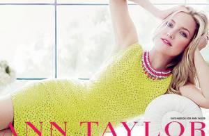 Kate Hudson : La maman débordée devient une égérie sexy