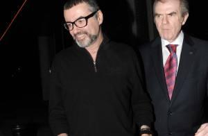 George Michael, fringant et souriant : sa grave maladie presque oubliée