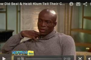 NRJ Music Awards : Seal, en plein divorce avec Heidi Klum, s'invite avec Nolwenn