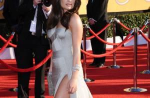 SAG Awards 2012 : Lea Michele, Emma Stone et le meilleur du tapis rouge