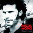 La pochette du second album de Pascal Bono : Rouge Nuit.