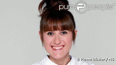 Amélie, candidate de Top Chef, saison 3