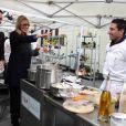 Retour sur le premier épisode de Top Chef, saison 3 avec la sympathique Chantal Ladesou