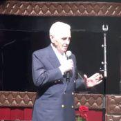 Lynda Lemay bouleversée par la surprise d'un Charles Aznavour en mission