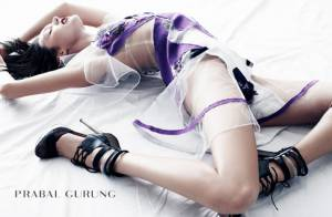 Candice Swanepoel : sexy en lingerie, elle excelle également habillée