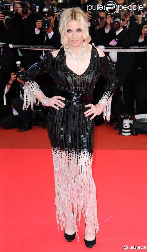 Madonna au Festival de Cannes