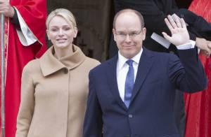 Le prince Albert a présenté Charlene, avenir de la dynastie, au Conseil national