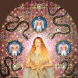 Les muses de Jean Paul Gaultier     Sainte Kylie Minogue