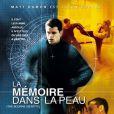L'affiche de La Mémoire dans la peau (2002)