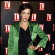 Nathalie Renoux lors des 25 ans de TV Magazine au Plaza Athenée le 8 février 2012 à Paris