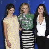Diane Kruger, Léa Seydoux et Virginie Ledoyen : Trois reines sulfureuses